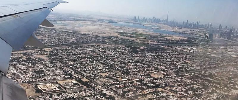 Flug nach Doha