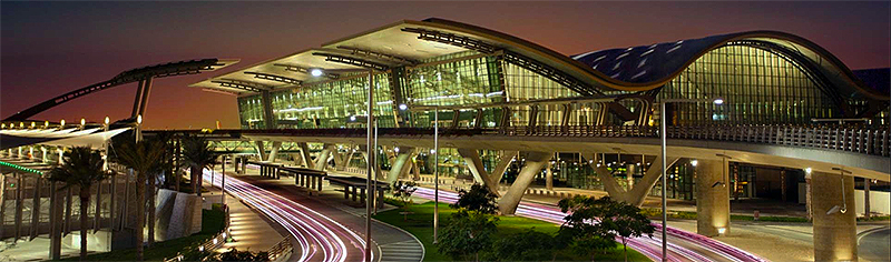 Hamad International Airport Doha (Katar)