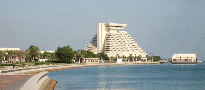 Sheraton Grand Doha Resort & Convention Hotel in Doha (Katar)