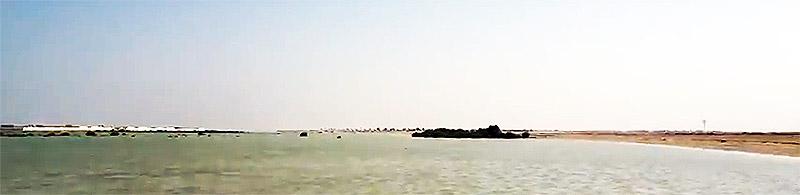 Strand von Al Khor (Katar)