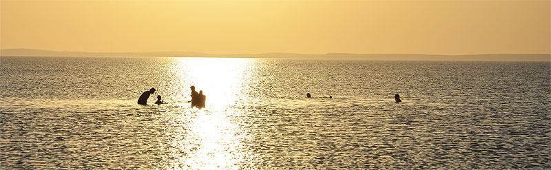 Badeurlaub in Katar