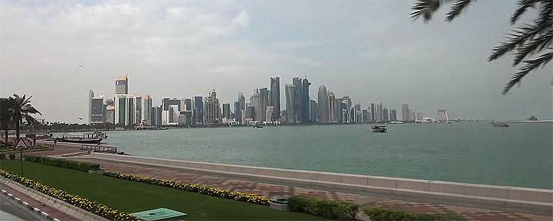 Doha Hauptstadt Katars
