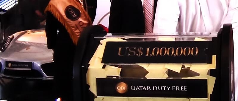 Glückspiel in Katar