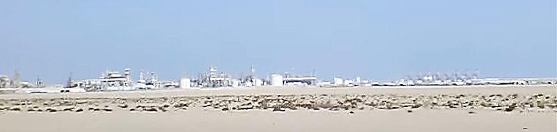 Industrieanlagen Ras Laffan (Katar)