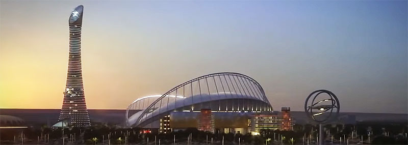 Khalifa International Stadium (Doha/ Katar)