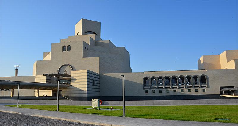 Museum für Islamische Kunst (The Museum of Islamic Art, Doha, Qatar)