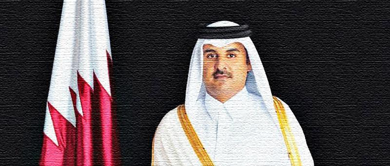 Scheich Tamim bin Hamadal Al Thani (Emir von Katar)