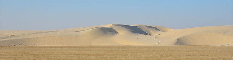 Singende Dünen in Katar