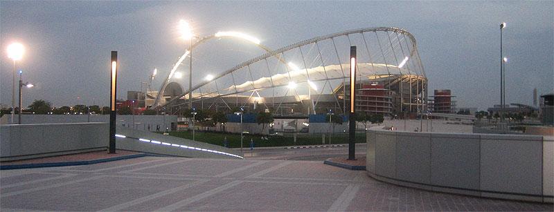 Sportevents in Doha