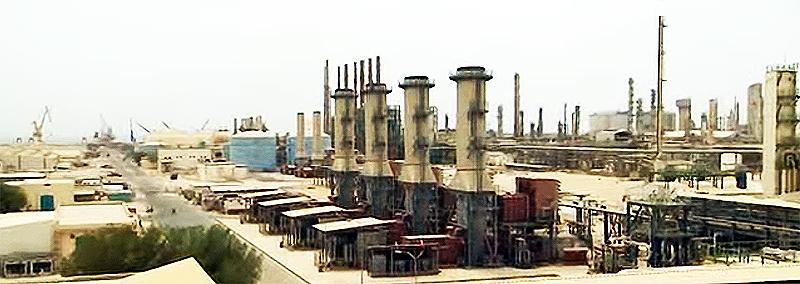 technische Anlagen Mesaieed Industrial City Katar