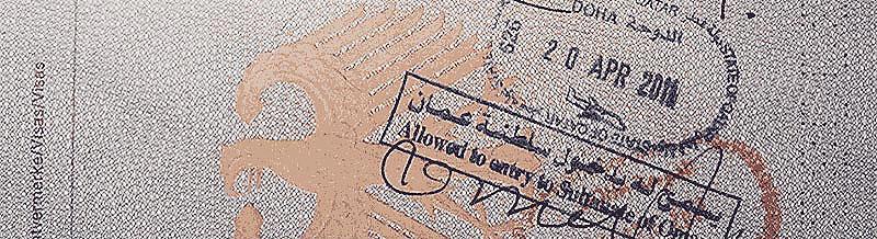 Visum für Katar