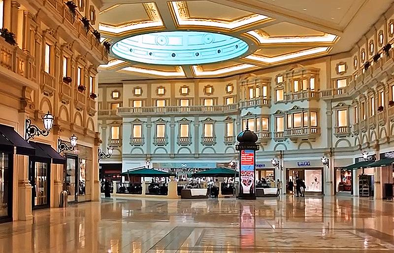 Villaggio Mall in Doha (Katar)
