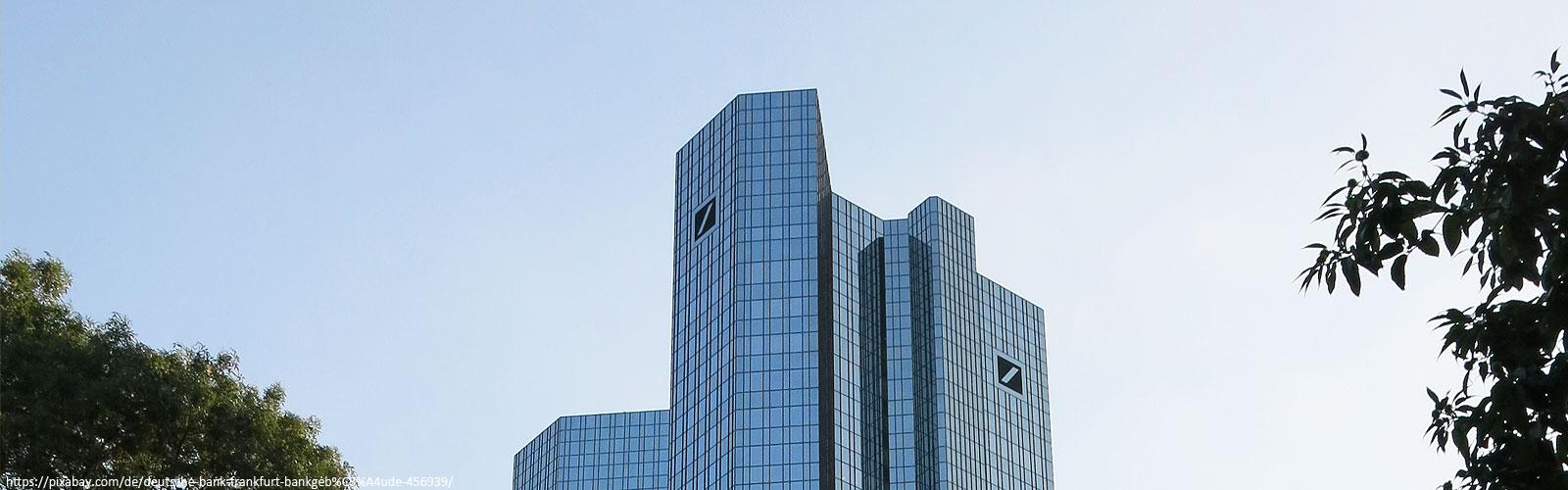 Deutsche Bank - Investoren aus Katar