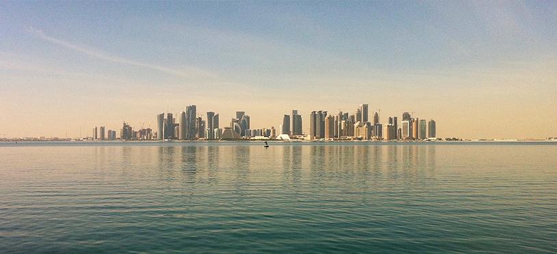 Isolation von Katar