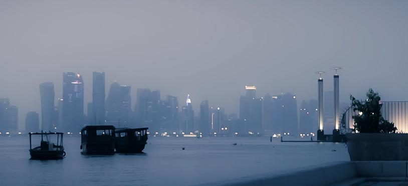 Katar plötzlich isoliert