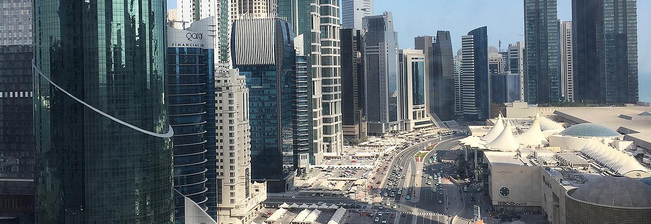 Katar zieht vor UN Gericht
