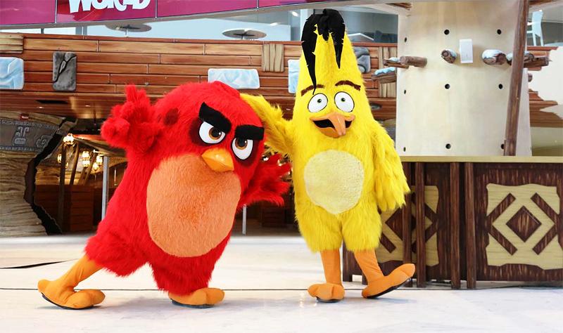 Angry Birds World (Doha)