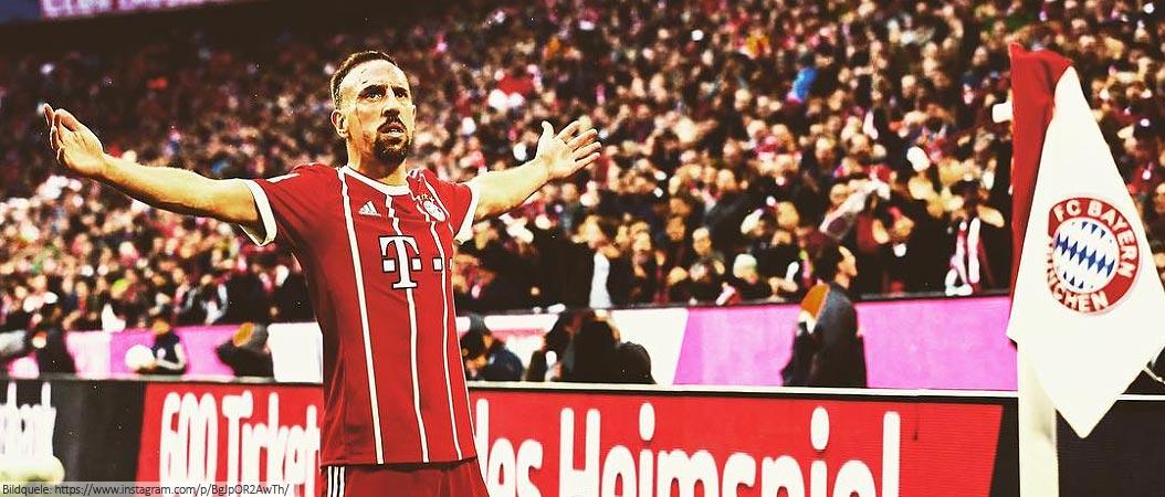 Frank Ribery nach Katar
